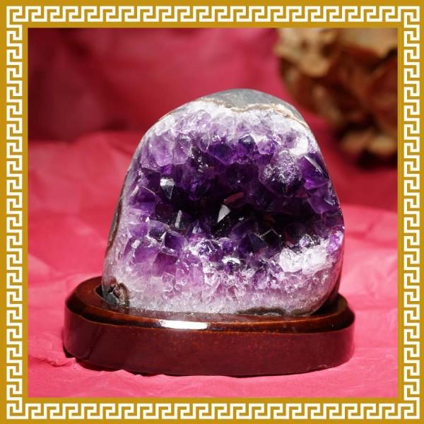 聚寶紫晶洞 (珍品版)