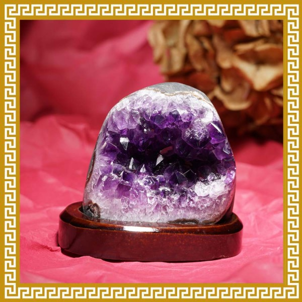 聚寶紫晶洞(珍貴版)