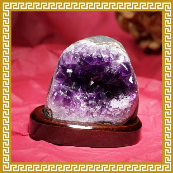 聚寶紫晶洞(珍稀版)