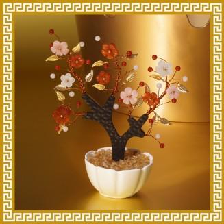 好運朵朵開‧十全十美桃花樹